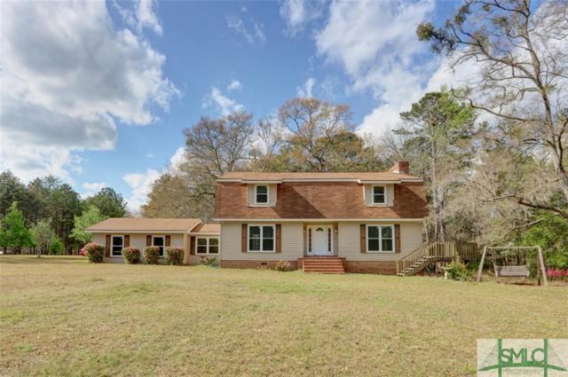 1742 Goshen Road, Rincon, GA 31326 (MLS #187820) :: Coastal Savannah Homes