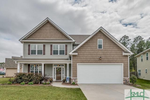 158 Green Paddock Circle, Guyton, GA 31312 (MLS #187879) :: The Arlow Real Estate Group