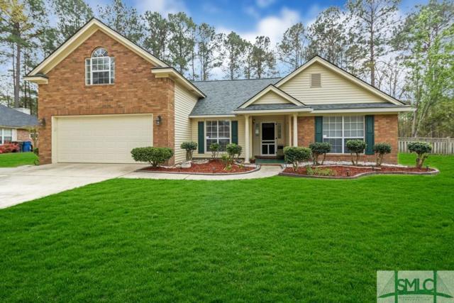 37 Strome Court, Richmond Hill, GA 31324 (MLS #187880) :: Coastal Savannah Homes