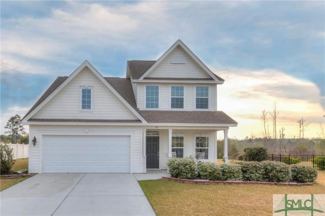 105 Belle Gate Drive, Pooler, GA 31322 (MLS #187881) :: The Arlow Real Estate Group