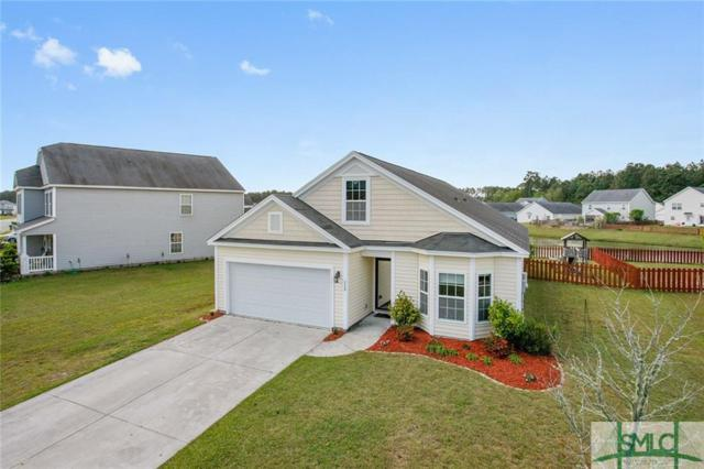 312 Grasslands Drive, Pooler, GA 31322 (MLS #187900) :: The Arlow Real Estate Group