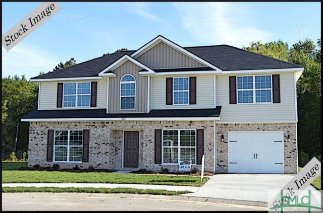 1404 Fawn Court, Hinesville, GA 31313 (MLS #187909) :: Coastal Savannah Homes