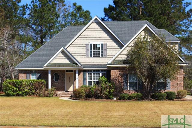 495 Channing Drive, Richmond Hill, GA 31324 (MLS #187911) :: Coastal Savannah Homes