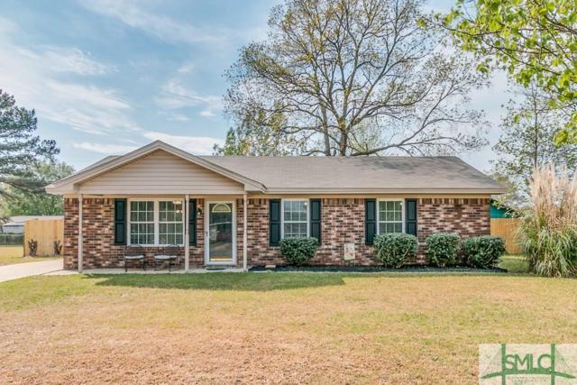 1213 Crawford Way, Pooler, GA 31322 (MLS #187913) :: Coastal Savannah Homes