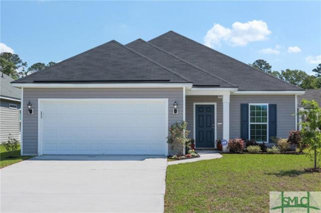 203 Calm Oaks Circle, Savannah, GA 31419 (MLS #187914) :: Coastal Savannah Homes