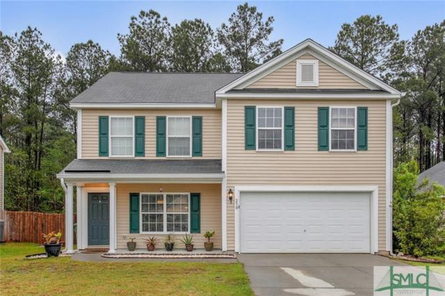 230 Tigers Paw Drive, Pooler, GA 31322 (MLS #187942) :: The Arlow Real Estate Group