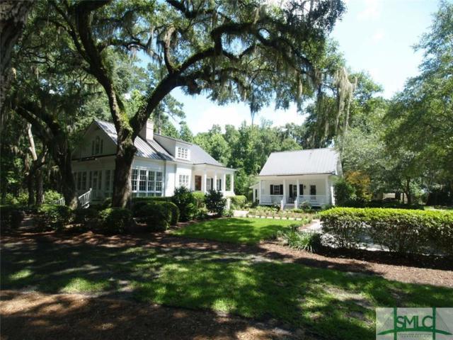 367 Ogeechee Lane, Richmond Hill, GA 31324 (MLS #187961) :: Coastal Savannah Homes