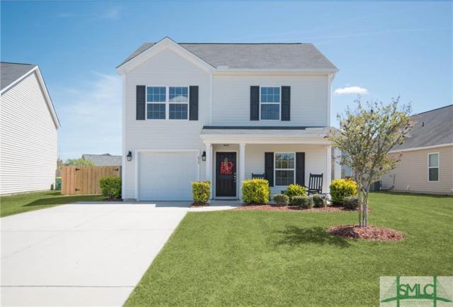 438 Lions Den Drive, Pooler, GA 31322 (MLS #187988) :: The Arlow Real Estate Group