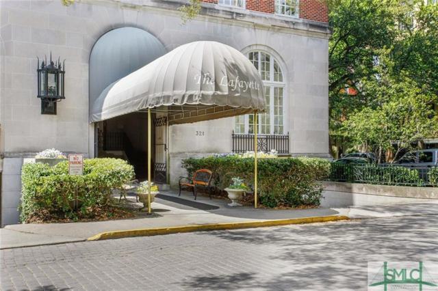 321 Abercorn Street, Savannah, GA 31401 (MLS #187989) :: The Arlow Real Estate Group