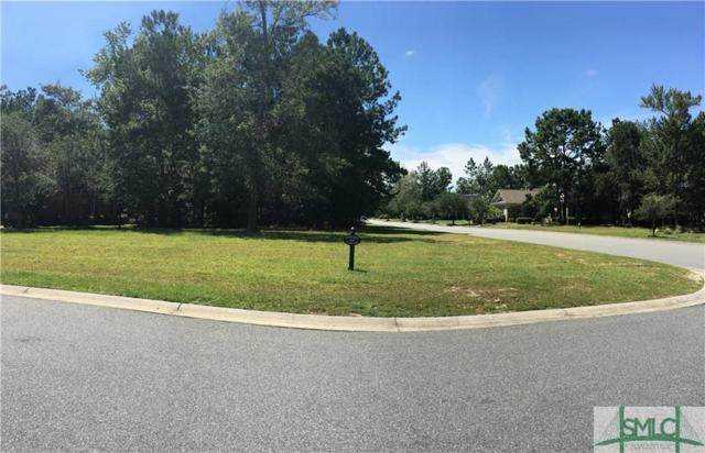 101 Busbridge Cove, Pooler, GA 31322 (MLS #187994) :: Coastal Savannah Homes