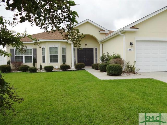861 Hyacinth Circle, Guyton, GA 31312 (MLS #188039) :: Coastal Savannah Homes
