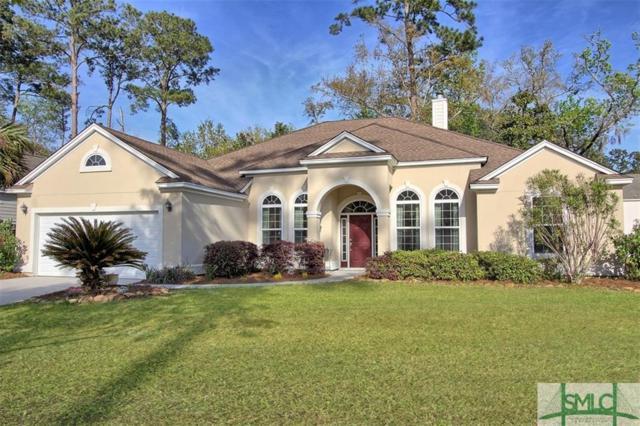 9 Amarella Lane, Savannah, GA 31419 (MLS #188048) :: The Arlow Real Estate Group