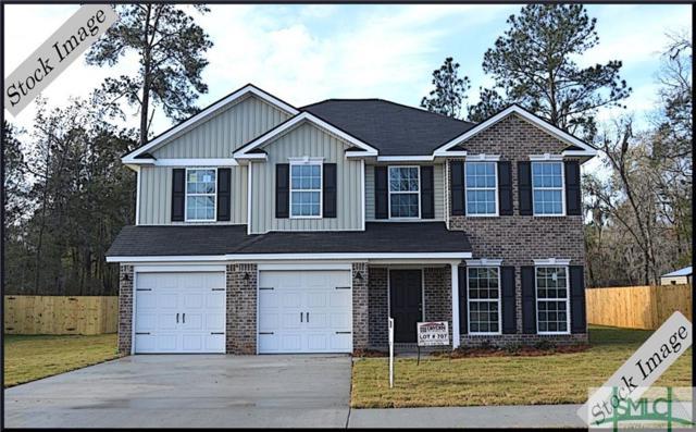 1402 Fawn Court, Hinesville, GA 31313 (MLS #188110) :: Coastal Savannah Homes