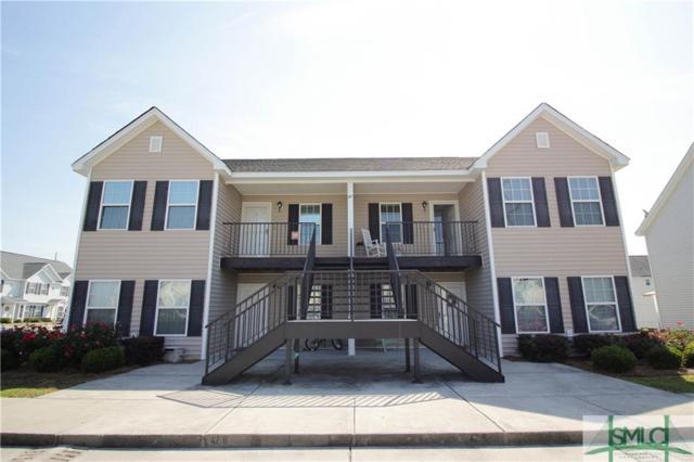 42 Bearing Circle, Port Wentworth, GA 31407 (MLS #188142) :: The Arlow Real Estate Group