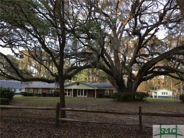 4 Hover Creek Road, Savannah, GA 31419 (MLS #188149) :: Coastal Savannah Homes