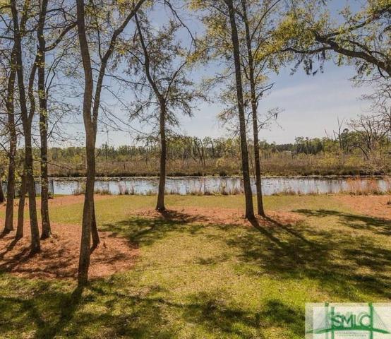 129 Trail Creek Lane, Savannah, GA 31405 (MLS #188152) :: Coastal Savannah Homes