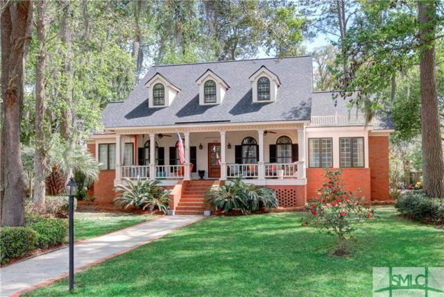 103 Palm Grove Drive, Savannah, GA 31410 (MLS #188174) :: The Robin Boaen Group