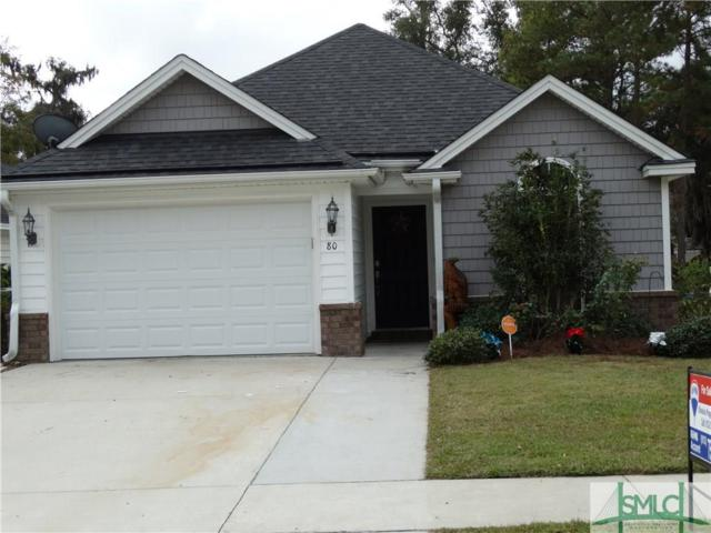 80 Peregrine Circle, Richmond Hill, GA 31324 (MLS #188214) :: The Arlow Real Estate Group