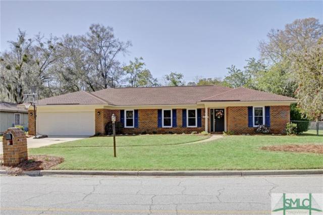 8507 Kent Drive, Savannah, GA 31406 (MLS #188236) :: Karyn Thomas