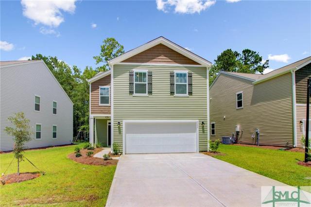223 Bellflower Circle, Guyton, GA 31312 (MLS #188245) :: Coastal Savannah Homes