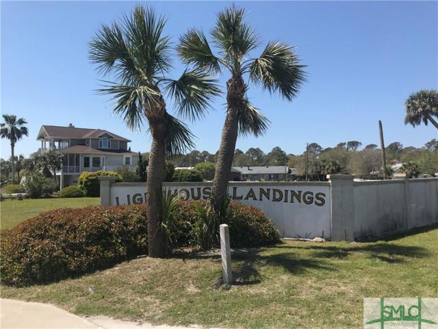 0 Gen George Marshall Boulevard, Tybee Island, GA 31328 (MLS #188246) :: Coastal Savannah Homes