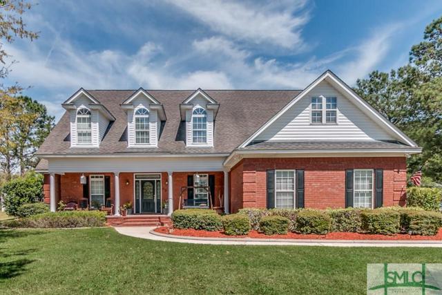 137 Lakewood Drive, Guyton, GA 31312 (MLS #188257) :: The Arlow Real Estate Group