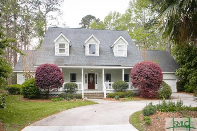234 Wiley Bottom Road, Savannah, GA 31411 (MLS #188262) :: The Arlow Real Estate Group