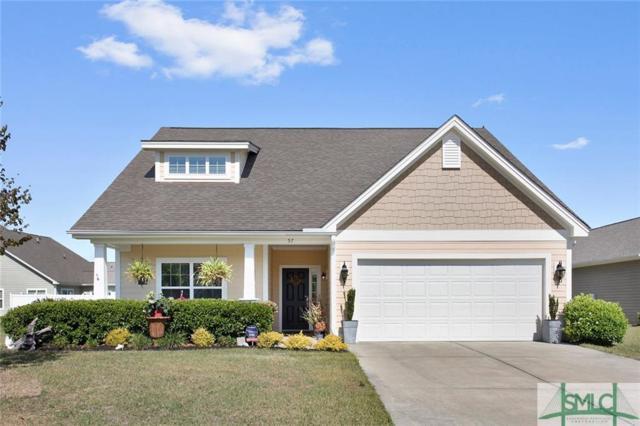 57 Belle Gate Court, Pooler, GA 31322 (MLS #188268) :: The Arlow Real Estate Group