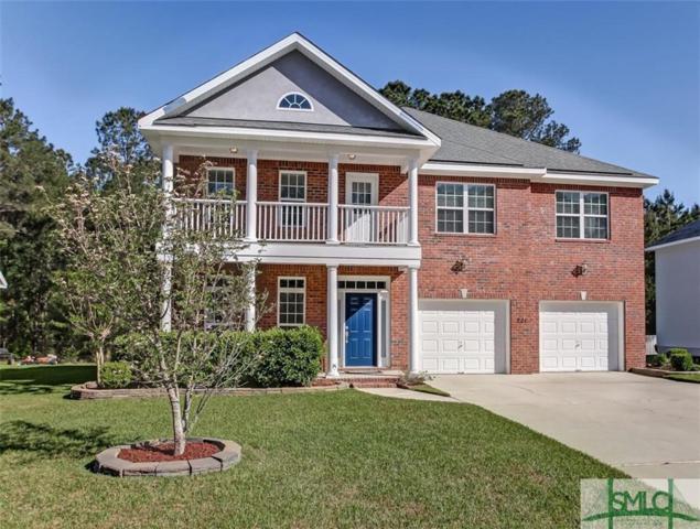 221 Pink Dogwood Lane, Pooler, GA 31322 (MLS #188320) :: The Arlow Real Estate Group