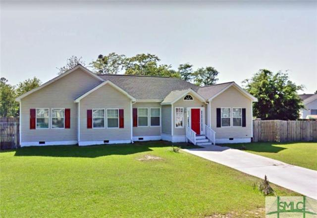 25 Cutter Gap Road SE, Ludowici, GA 31316 (MLS #188321) :: Coastal Savannah Homes
