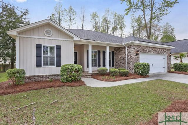 135 Mosswood Drive, Savannah, GA 31405 (MLS #188323) :: Coastal Savannah Homes