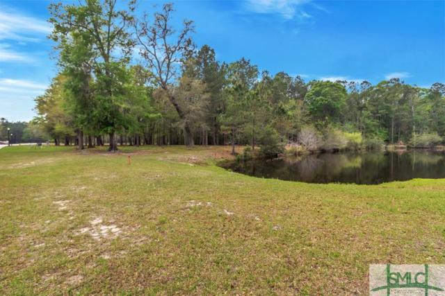 101 Wood Glen Retreat, Pooler, GA 31322 (MLS #188367) :: The Arlow Real Estate Group