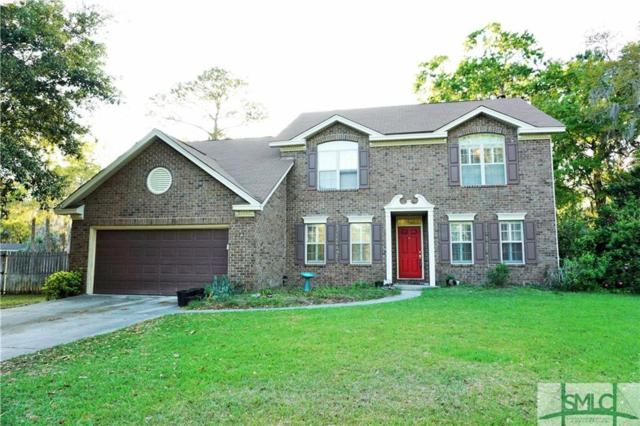 134 Captain Johns Drive, Savannah, GA 31410 (MLS #188371) :: The Arlow Real Estate Group