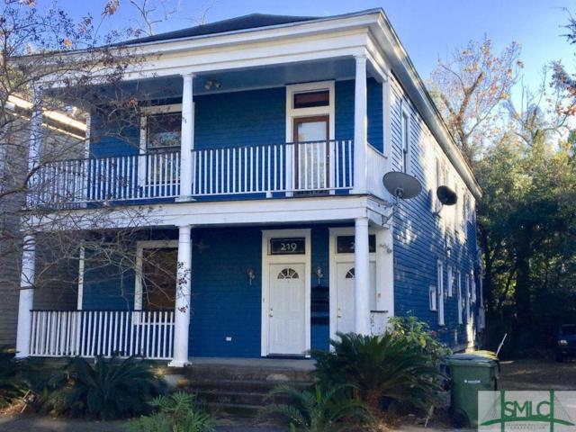 219 W 40th Street, Savannah, GA 31401 (MLS #188402) :: Coastal Savannah Homes