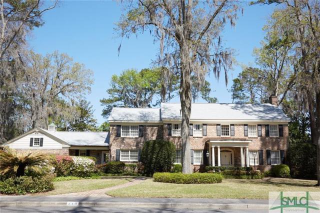 210 Johnston Street, Savannah, GA 31405 (MLS #188449) :: The Arlow Real Estate Group