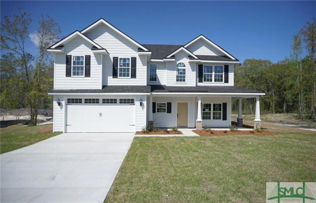 160 Kerry Drive, Richmond Hill, GA 31324 (MLS #188456) :: The Arlow Real Estate Group