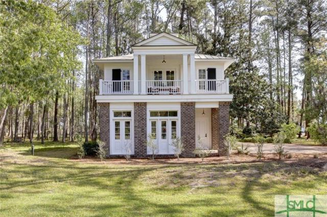 45 Misty Morning Drive, Richmond Hill, GA 31324 (MLS #188569) :: The Arlow Real Estate Group