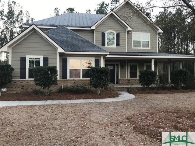 100 Jay Court, Guyton, GA 31312 (MLS #188593) :: Coastal Savannah Homes