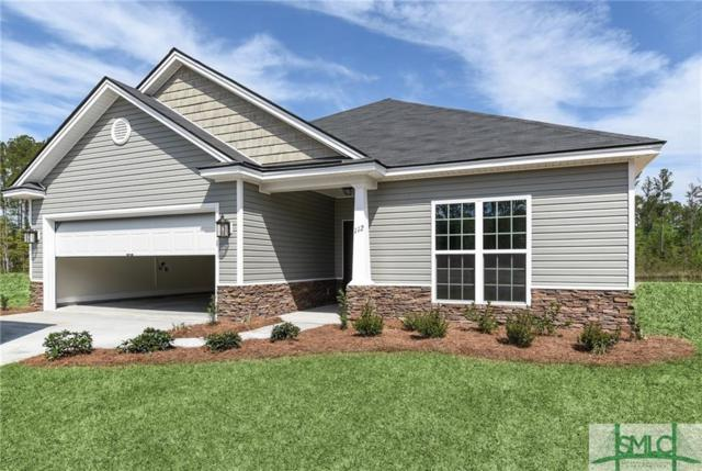 147 Red Maple Lane, Guyton, GA 31312 (MLS #188601) :: Coastal Savannah Homes