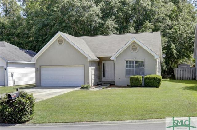 204 Sugar Mill Drive, Savannah, GA 31419 (MLS #188625) :: Coastal Savannah Homes