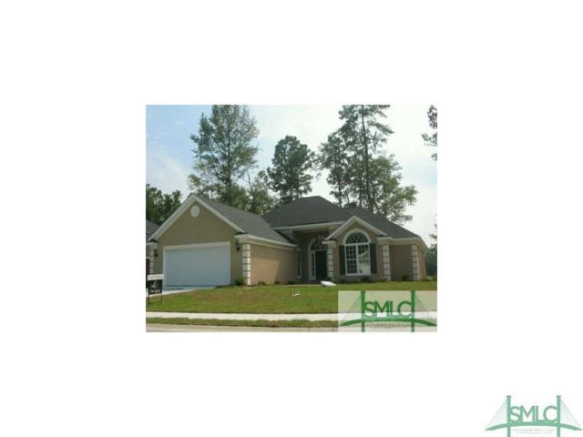 500 Marshview Drive, Richmond Hill, GA 31324 (MLS #188632) :: The Arlow Real Estate Group