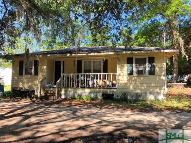 1404 1/2 Staley Avenue, Savannah, GA 31405 (MLS #188654) :: Coastal Savannah Homes