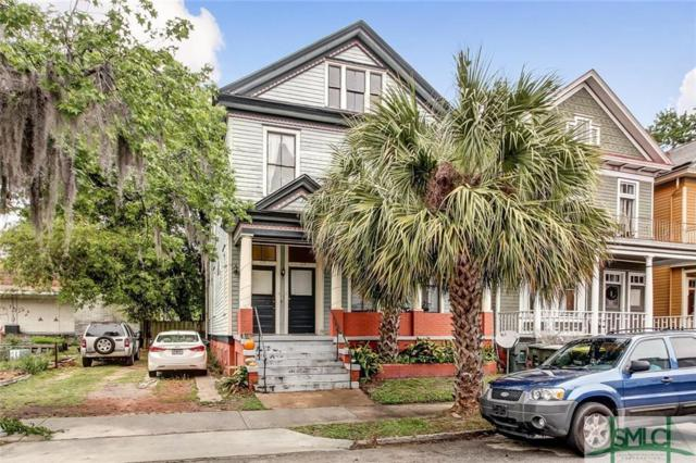 122 E 39th Street, Savannah, GA 31401 (MLS #188662) :: The Arlow Real Estate Group