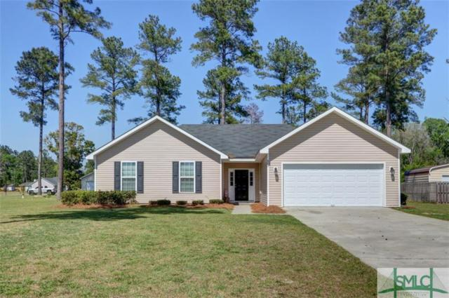 603 Berosa Court, Guyton, GA 31312 (MLS #188680) :: Coastal Savannah Homes