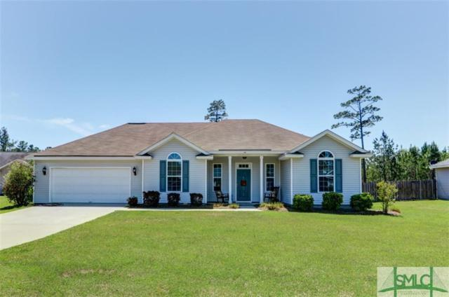 416 Chourre Lane, Guyton, GA 31312 (MLS #188730) :: Coastal Savannah Homes
