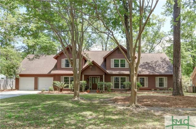 4 Tiller Point, Savannah, GA 31419 (MLS #188807) :: Coastal Savannah Homes