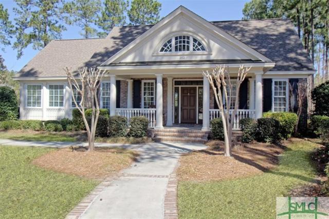313 Westbrook Lane, Pooler, GA 31322 (MLS #188814) :: Coastal Savannah Homes