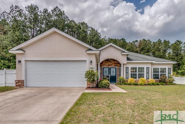 504 Amsonia Circle, Guyton, GA 31312 (MLS #188827) :: Coastal Savannah Homes