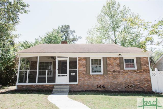 1427 E 48th Street, Savannah, GA 31404 (MLS #188861) :: Coastal Savannah Homes