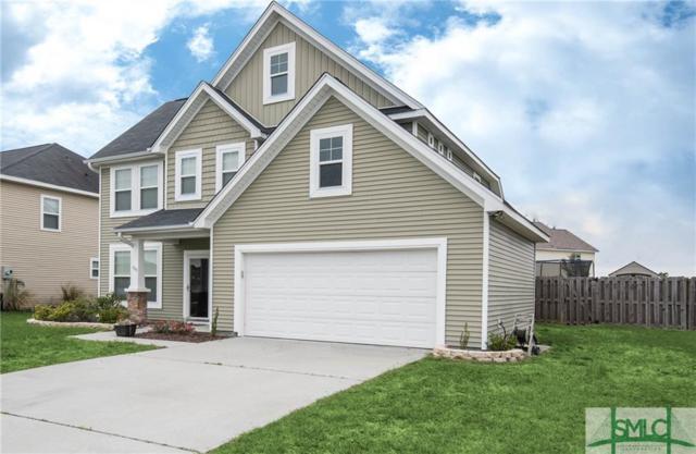 335 Chestnut Oak Drive, Richmond Hill, GA 31324 (MLS #188871) :: Coastal Savannah Homes
